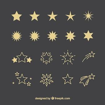 Coleção de estrelas