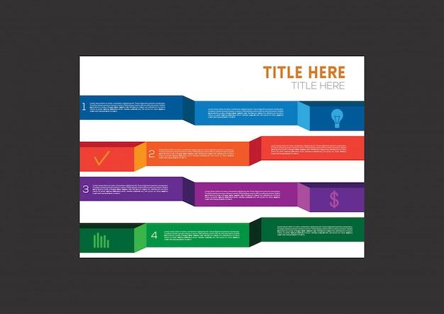 Coleção de fita de título