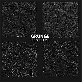 Coleção de fundo de textura grunge
