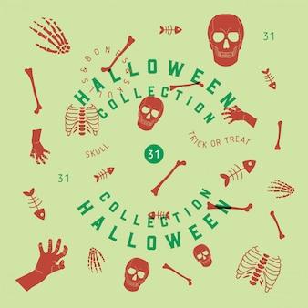 Coleção de halloween