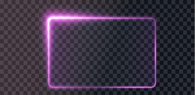 Coleção de hud futurista com moldura rosa claro fundo tecnológico molduras rosa claro png