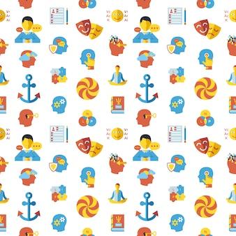 Coleção de ícones de programação linguística neuro