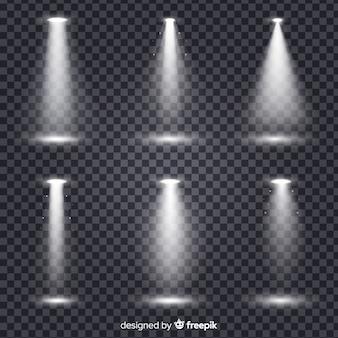 Coleção de iluminação de cena