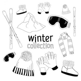 Coleção de inverno