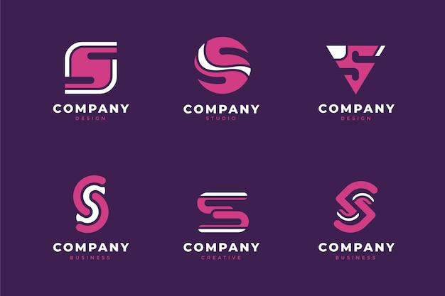 Coleção de logotipo s