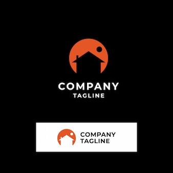 Coleção de logotipos imobiliários