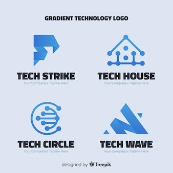 Coleção de logotipos