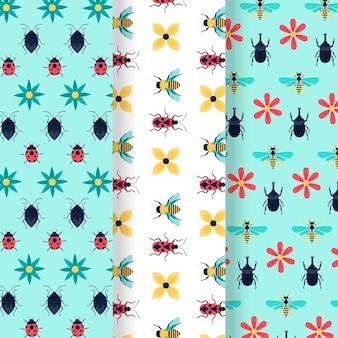 Coleção de padrões de bug