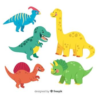 Coleção dinossauro