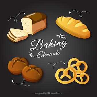 Coleção elemento baking