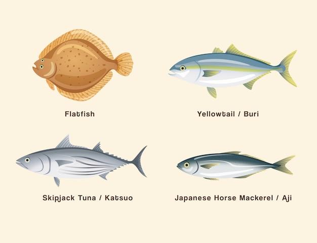 Coleção fish