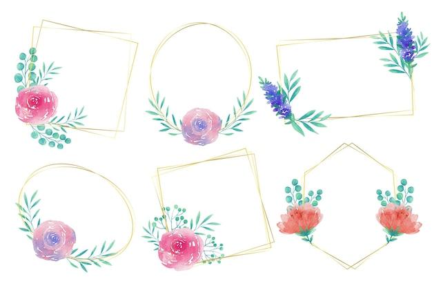 Coleção floral