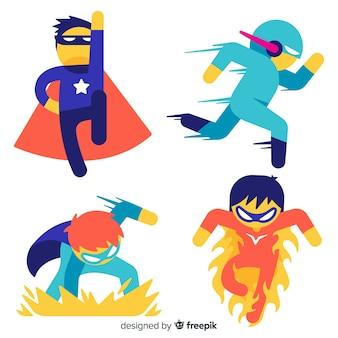 Coleção garoto super-herói