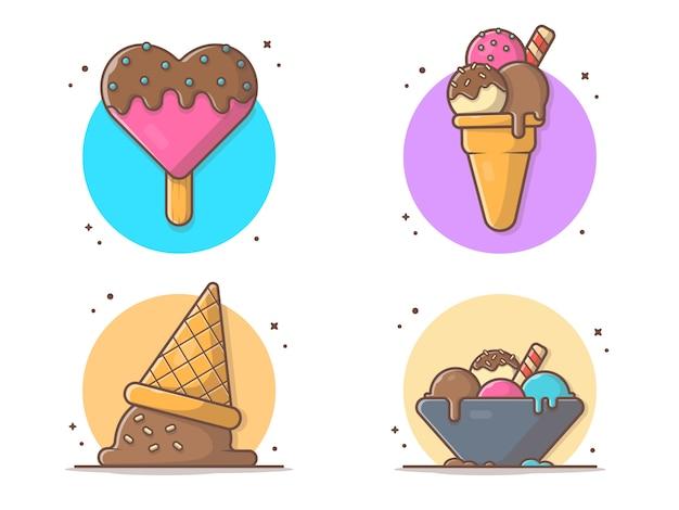 Coleção ice cream