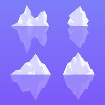 Coleção iceberg