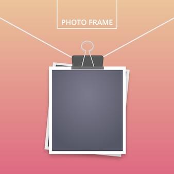 Coleção instantânea de quadros