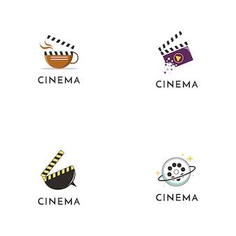 Coleção logo cinema