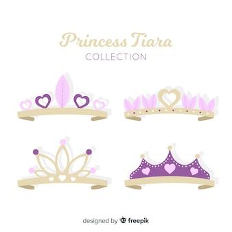Coleção princesa tiara