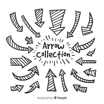 Coleção seta