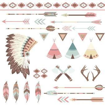 Coleção tribal