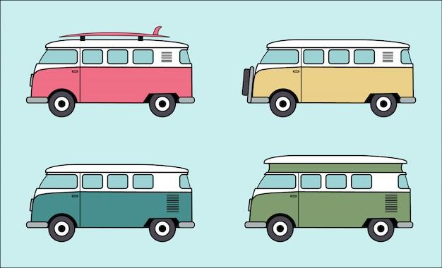 Coleção vw van