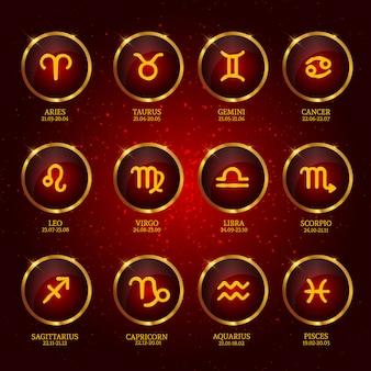 Coleção zodiacal