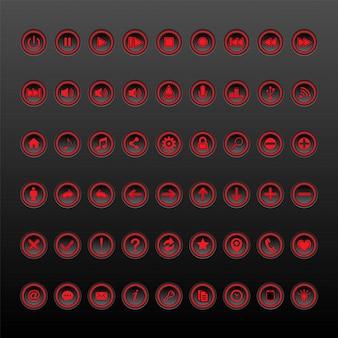 Colecção red botton