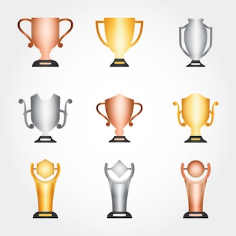 Colecção troféu campeonato