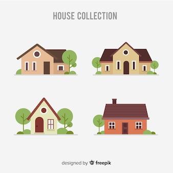 Coleta de habitação