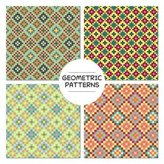 Coleta de padrões geométricos