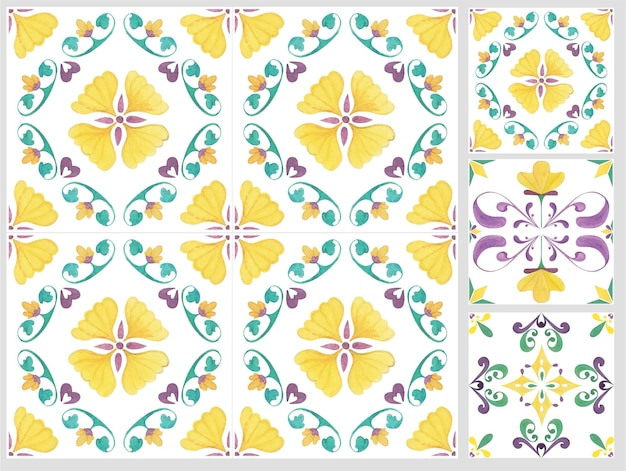 Coleta de telhas cerâmicas 3