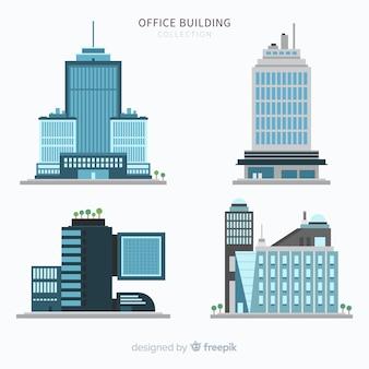 Collectio de edifício de escritórios