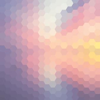Colorido fundo abstrato