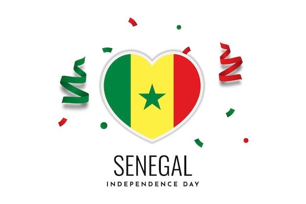 Comemoração do dia da independência do senegal