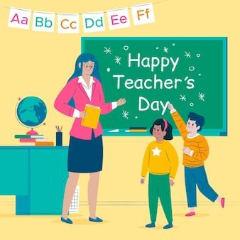 Comemoração do dia do professor