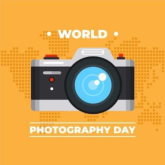 Comemoração do dia mundial da fotografia