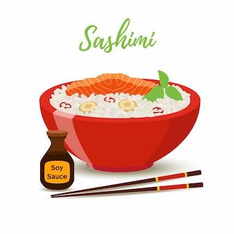 Comida do japão