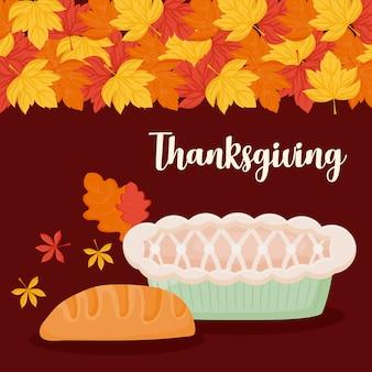 Comida para o dia de ação de graças