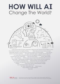 Como a inteligência artificial mudará o cartaz mundial?