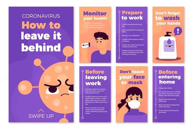 Como deixar o coronavírus para trás quando voltar para casa