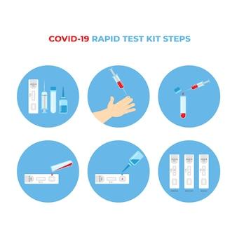 Como o teste covid-19 funciona