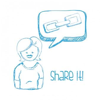 Compartilhá-lo design