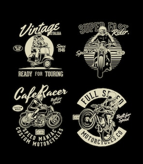 Compilação de motocicletas