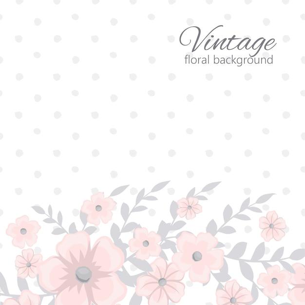 Composição floral colorida e banner para o seu texto