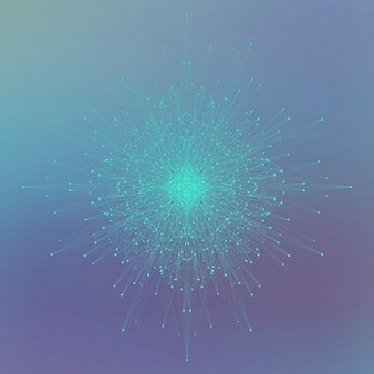 Composição gráfica para ciência e tecnologia