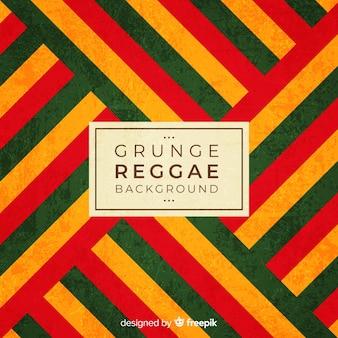 Composição original da festa de reggae