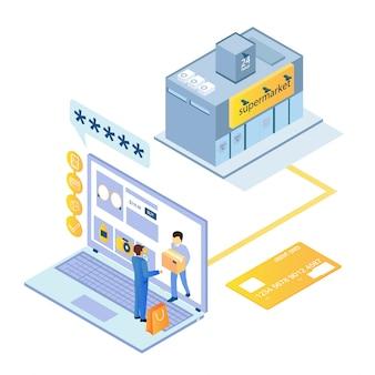Compra de internet online