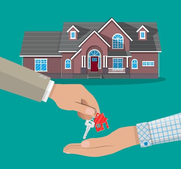 Comprar, alugar ou arrendar uma casa. imobiliária