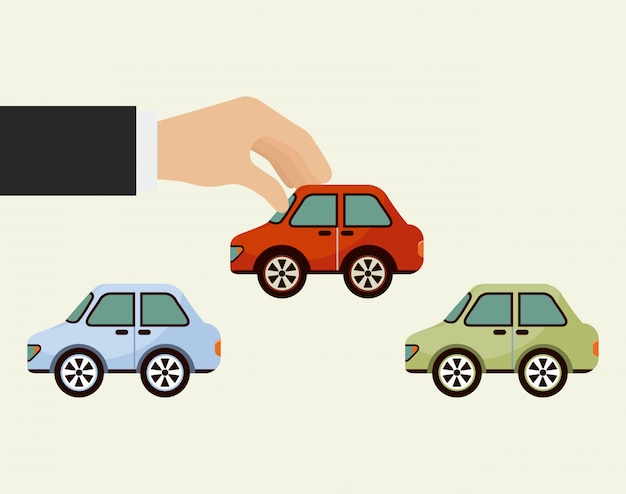 Comprar design de carro