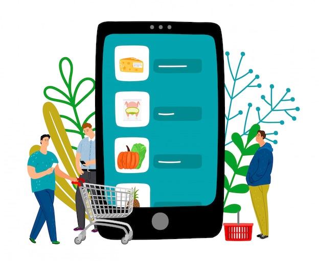 Compras online de supermercado